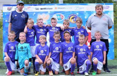 Футбольная молодежь