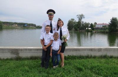 Семья – ровесник полиции