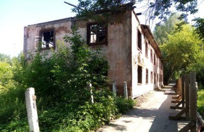 «Охранские» дома пойдут под снос